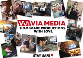 L'équipe de Via Media ((Photo: DR))