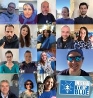 L'équipe de PwC a aussi partagé ses moments de travail à domicile via Linkedin, à l'occasion de la journée mondiale de sensibilisation à l'autisme. ((Photo: PwC / LinkedIn))