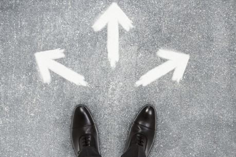 La part de sociétés prédisant une stabilité plutôt qu'une croissance dans les six prochains mois dépasse les 50%.  (Photo: Shutterstock)