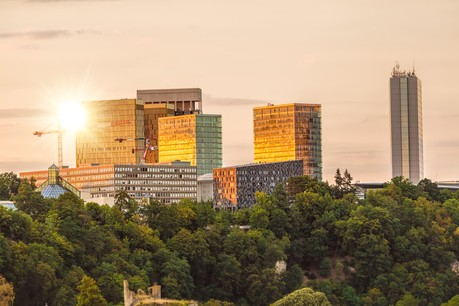 European Parliament in Luxembourg Nutanix
