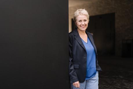 Sasha Baillie, CEO de Luxinnovation. (Photo: Marion Dessard pour Luxinnovation)