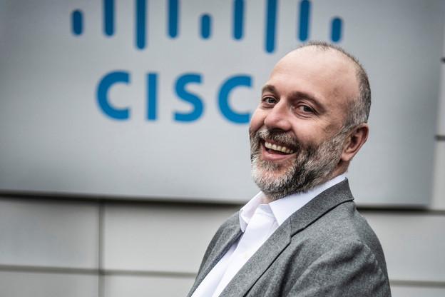 La solution de vidéoconférence de Cisco, Webex, a été 10 à 15 fois plus utilisée au Luxembourg qu'avant la crise. Surtout, une nouvelle ère va s'ouvrir, annonce le directeur Belux de la marque, Arnaud Spirlet. (Photo: Cisco)
