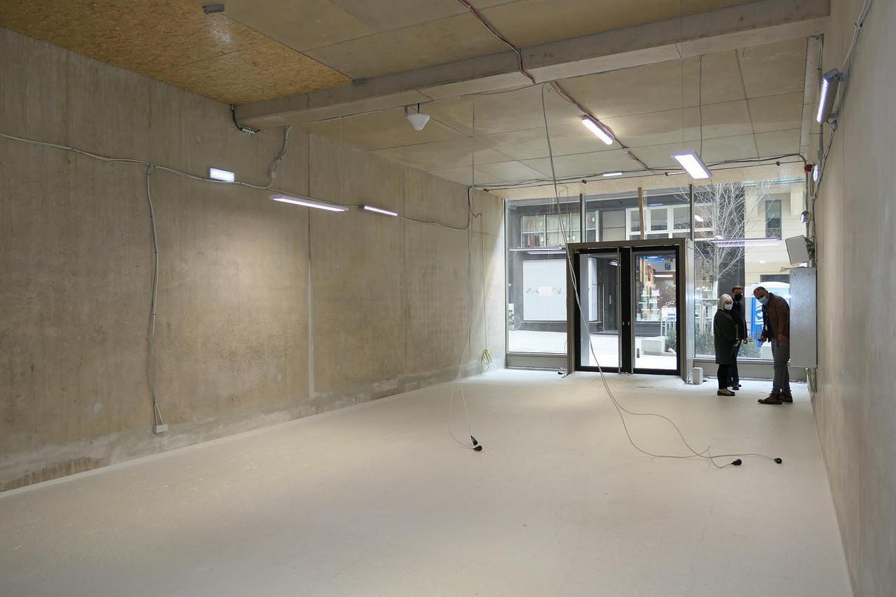 La galeriste ErnaHecey ouvre un espace à Hamilius. (Photo: ErnaHecey)