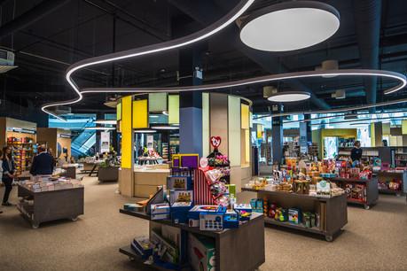 Les consommateurs du Grand-Duché apprécient particulièrement le service des librairies Ernster. (Photo: Nader Ghavami / Archives)
