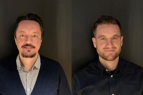 Ugo Loustalet et Julien Gabriel: «Nous avons su que c'était notre moment, et nous nous sommes très rapidement lancés dans la conception d'une POC.» (Photo: DR)