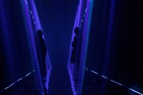 L'installation immersive présentée au Muart-Hal d'Esch-sur-Alzette propose une explication des quatre «Remix» d'Esch2022: Europe, Nature, Yourself et Art. ((Photo: Matic Zorman/Maison Moderne))