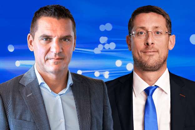 Alan Picone, Partner, Risk Advisory & Regulatory Transformation, et Martin Reinhard, Partner, Risk Advisory chez KPMG Luxembourg. (Photo: KPMG Luxembourg)
