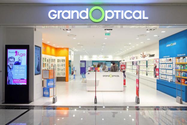 Une fois la fusion réalisée entre EssilorLuxottica et GrandVision, le groupe sera à la tête de près de 16.000 points de vente d'optique dans le monde. (Photo: GrandVision)