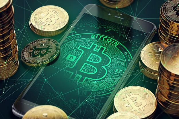 Le 12 mai, au troisième jour de la réduction, la valeur du minage de bitcoin sera une nouvelle fois divisée par deux. Mais l'envolée du cours à des niveaux jamais atteints n'a pas eu lieu. (Photo: Shutterstock)