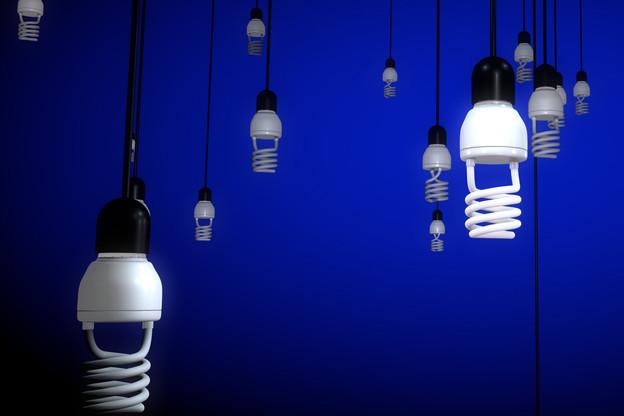 Le marché de l'ampoule LED augmente de 50% par an. Celui de la technologie associée, via un modem de la start-up luxembourgeoiseZero.1, pourrait atteindre 3,45milliards de dollars d'ici 2025. Avec des usages très concrets. (Photo: Shutterstock)