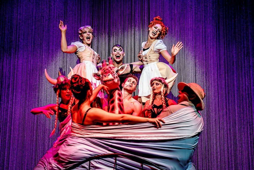 «Cabaret» débarque au Grand Théâtre pour les fêtes et la Saint-Sylvestre! The Other Richard