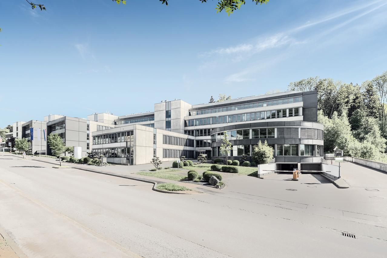 Les bureaux libérés par Deloitte sont repris par l'État luxembourgeois au Kalchesbréck. (Photo:Square Meter)