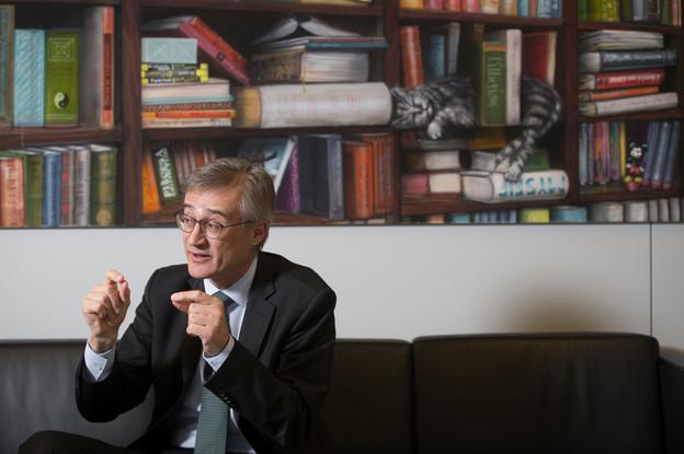 Le ministre Déi Gréng a été victime d'un malaise cardiaque le 23 août dernier. (Photo: Anthony Dehez/Archives Paperjam)