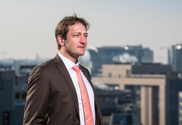 «La Commission a pris des initiatives économiques. Mais son budget reste limité à 1% du PIB européen», informe le député européen Christophe Hansen (CSV, PPE au niveau européen). «Le Parlement européen a proposé de l'augmenter à 2% du PIB, mais les États membres refusent.» (Photo: Anthony Dehez/archives)