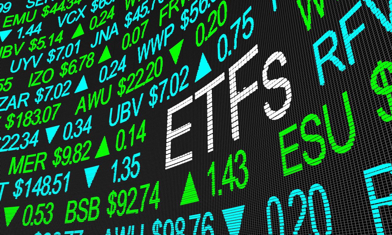 La simplicité des ETF et leurs frais limités les rendent de plus en plus populaires auprès des investisseurs. (Photo: Shutterstock)