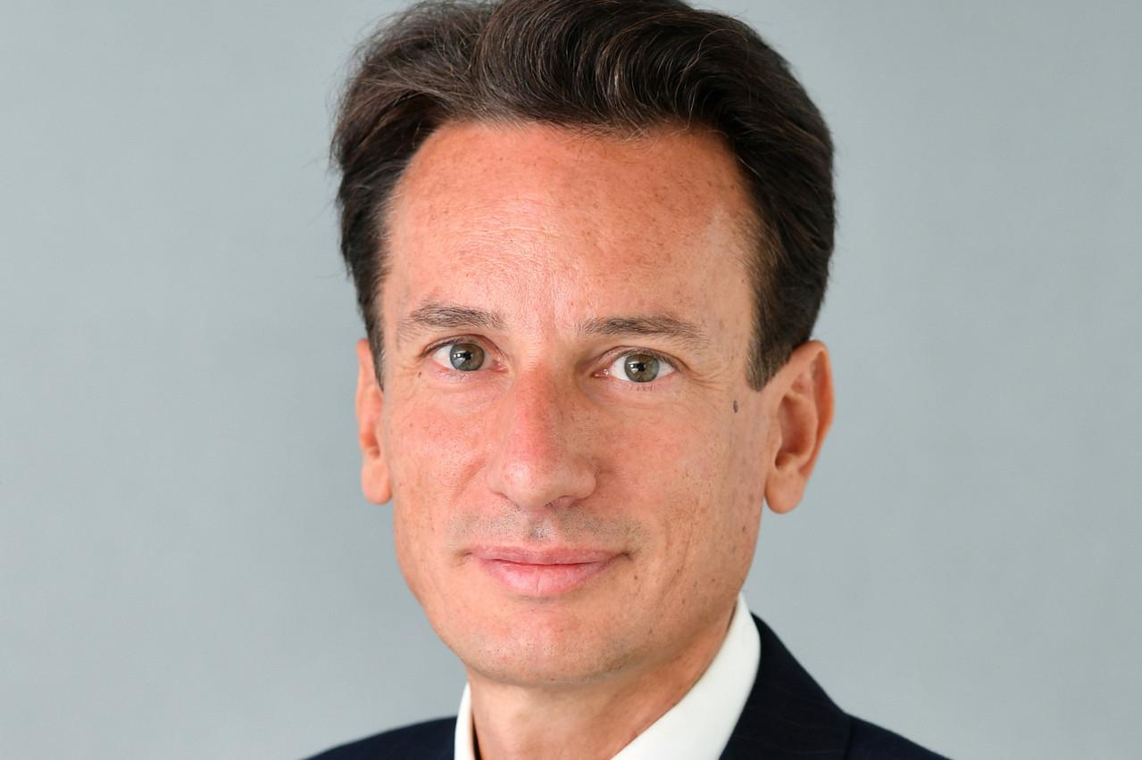 Etienne Bouas-Laurent remplacera Jef Van In le 1er juillet en tant que CEO Belgique. (Photo: Patrick Leung Photography/AXA)