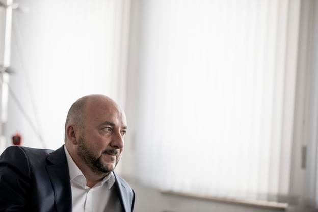 Le nouvel agenda d'Étienne Schneider (49 ans), ministre désormais administrateur et entrepreneur, continue de se dessiner. (Photo: Jan Hanrion / Maison Moderne / archives)