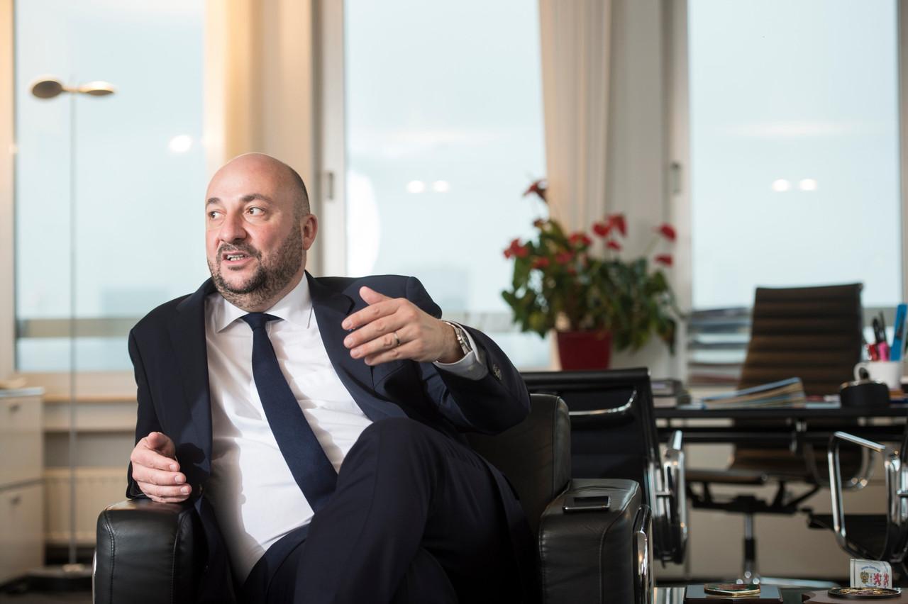 ÉtienneSchneider s'était retiré de la vie politique avec l'ambition de siéger dans différents conseils d'administration. (Photo: AnthonyDehez/archives)