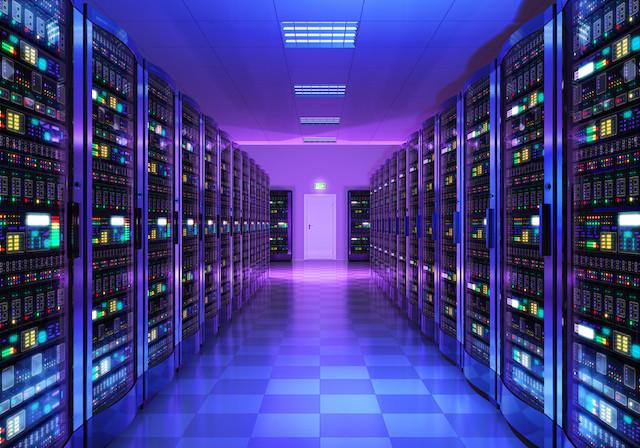 Avec ses 12 centres de données, Etix Everywhere fournit 50MW de capacité de colocation à ses clients. (Photo: Shutterstock)