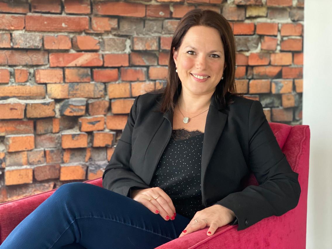 Emilie Deom, Industrie Account Executive chez SAP Luxembourg.  SAP