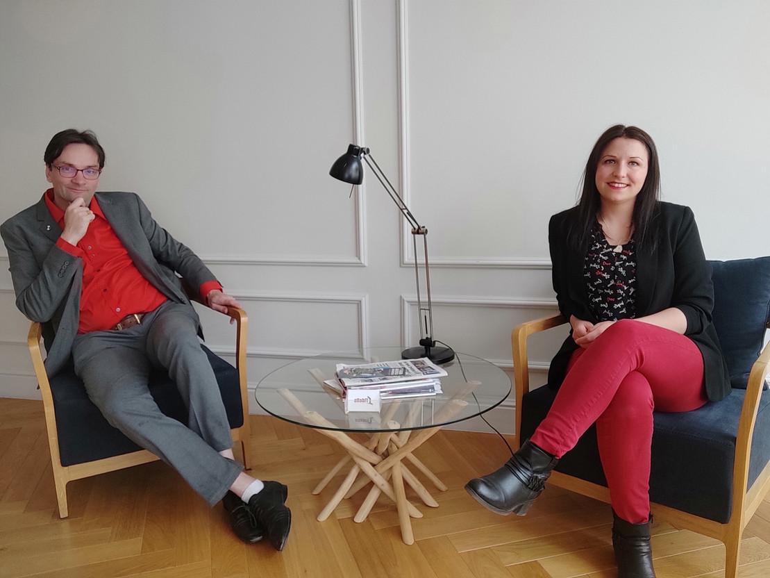 StéphaneVauclaire: «Le conseil et l'accompagnement sont les maîtres mots pour apporter satisfaction aux clients.» (Photo: Fidélis Immobilière)