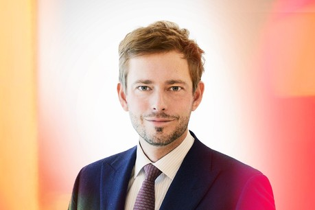 Sven Holstenson, Head of Wealth Management Europe – Pictet (Photo: Maison Moderne)