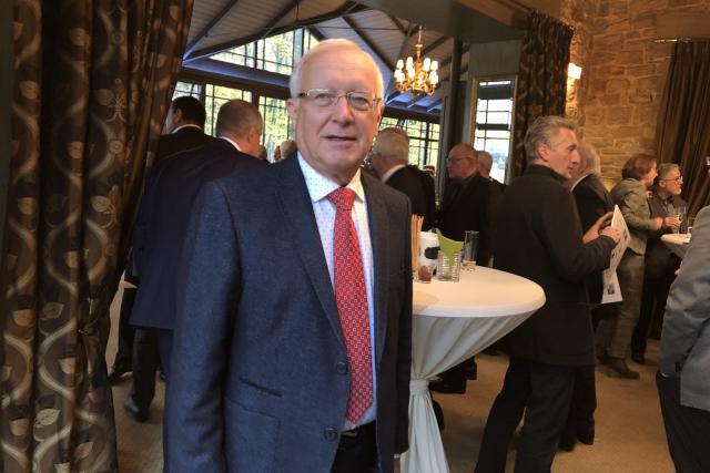 Daniel Hussin: «Le Cercle veut créer et développer des liens avec le monde des affaires et donc avec les sociétés implantées dans les deux Luxembourg.» (Photo: DR /Archives)