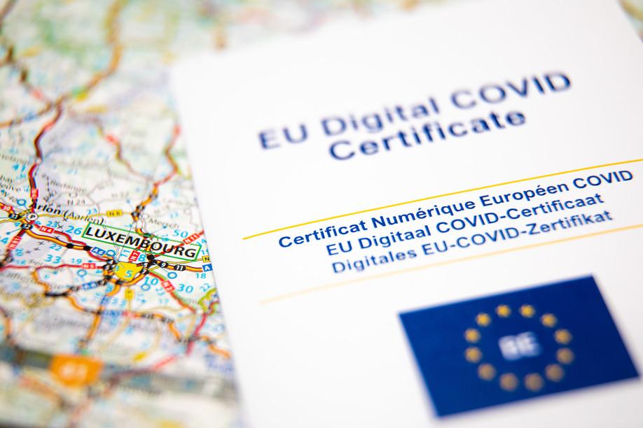 The EU's digital covid certificate scheme took effect on 1 July 2021. European Commission