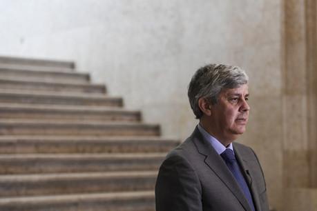 Pour le président de l'Eurogroupe, MárioCenteno, l'Union européenne a su se montrer rapidement à la hauteur. (Photo: Union européenne)