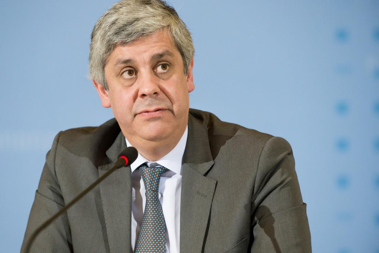 Le président de l'Eurogroupe, MarioCenteno, affirme qu'une solution est proche. Ce sera pour ce jeudi. (Photo: Shutterstock)