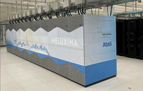 Quatrième supercalculateur au monde en termes d'efficacité énergétique, Meluxina, le HPC luxembourgeois, est un des premiers pas marquants vers l'exascale et ses supercalculateurs 100.000fois plus puissants encore. (Photo: Luxprovide)