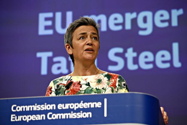 La commissaire européenne Margrethe Vestager veut analyser attentivement les pratiques de la firme de Jeff Bezos. (Photo: Shutterstock)