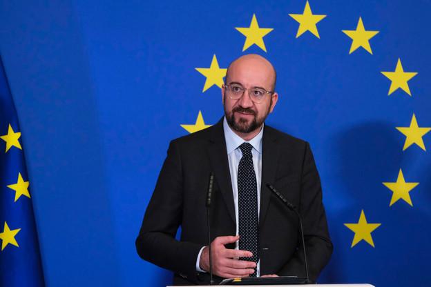 CharlesMichel a dirigé son premier sommet européen jeudi à Bruxelles. (Photo: Shutterstock)
