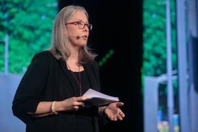 Denise Voss, Chairman ALFI ((Photo: Matic Zorman))
