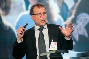 AxelBörsch-Supan (MPI Sozialrecht und Sozialpolitik) ((Photo: Matic Zorman))