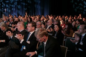 Conference de l'Alfi 2019 - Première matinée ((Photo: Matic Zorman))