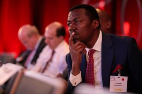 Pius Mugo (Nabo Capital Ltd) ((Photo: Matic Zorman))