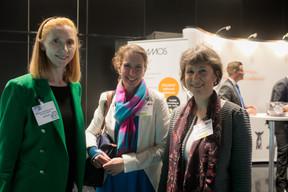 Eleanor de Rosmorduc (Alfi), Silke Bernard (Linklaters) et Evelyne Christiaens (Alfi) ((Photo: Matic Zorman))