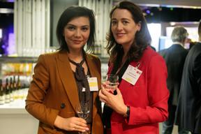 Anca Marinescu (Maison Moderne) et Sinead O'Donnell (DO Recruitment Advisors) ((Photo: Matic Zorman))
