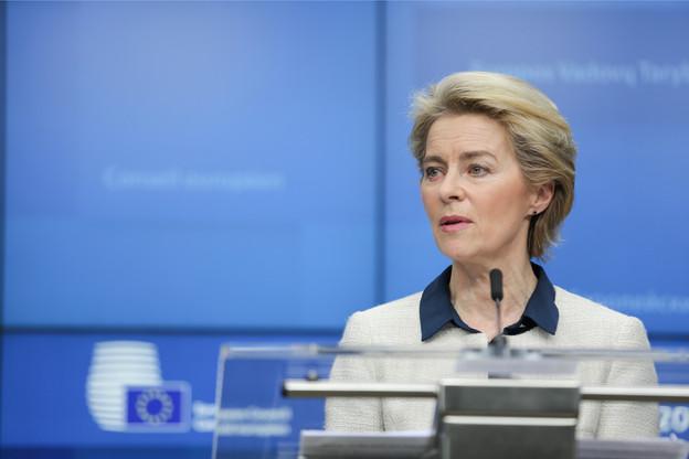 Ursula von der Leyen entend réveiller les consciences des dirigeants européens par une vaste collecte de fonds pour soutenir la recherche, la commercialisation et la distribution mondiale d'un vaccin contre le Covid-19. (Photo: Shutterstock)