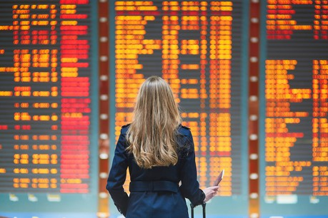 Du fait de la pandémie de Covid-19, les pays adoptent des mesures de restriction des voyages. Les Luxembourgeois doivent donc prévoir d'urgence leur retour, qui pourrait «ne plus être faisable à court terme», selon le ministère des Affaires étrangères et européennes. (Photo: Shutterstock)