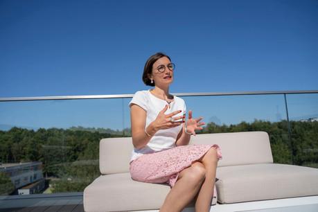 Hélène Crepin, Associate Partner, Tax, EY Luxembourg. (Photo: © EY Luxembourg)