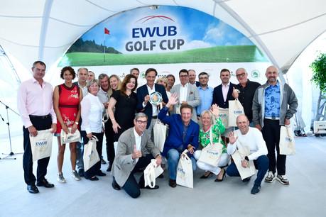 EWUB Golf Cup Crédit: EWUB