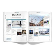 Delano's Expat Guide 2021-22 is available on newsstands across Luxembourg from 14 July. Maison Moderne