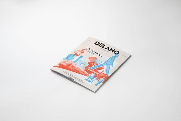 L'Expat Guide2021-22 de Delano est disponible en kiosque à travers le Luxembourg à partir du 14 juillet. (Photo: Maison Moderne)