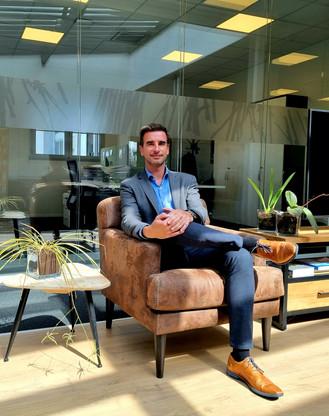 Olivier Cuvelier, Business Developer delaware