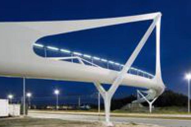 La Fondation de l'Architecture et de l'Ingénierie et le Palais des Beaux-Arts de Bruxelles présentent l'exposition 'Laurent Ney. Shaping Forces'. (Photo: La Fondation de l'Architecture et de l'Ingénierie )