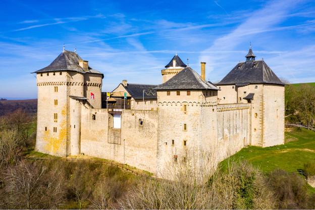 Le château de Malbrouck surplombe la vallée de Manderen. (Photo: Shutterstock)