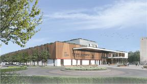Le projet de Beng pour le concours du COHS à Esch-sur-Alzette. ((Illustration: Beng))