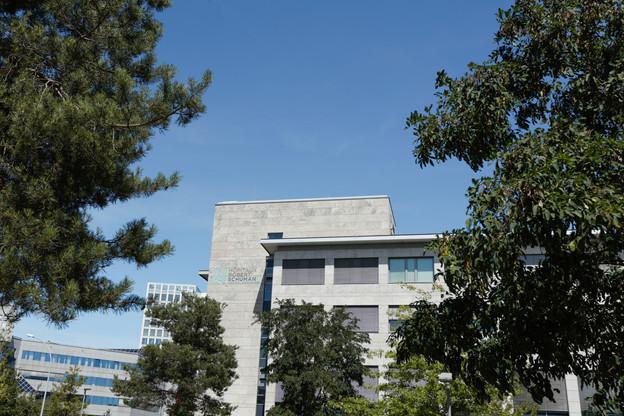 L'Hôpital Kirchberg va se voir doté d'une nouvelle tour. (Photo: Romain Gamba/Maison Moderne)